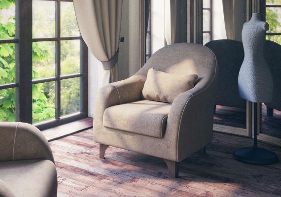 Кресло для отдыха Этюд