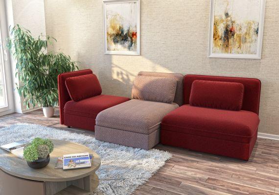 Модульный диван Капри МС