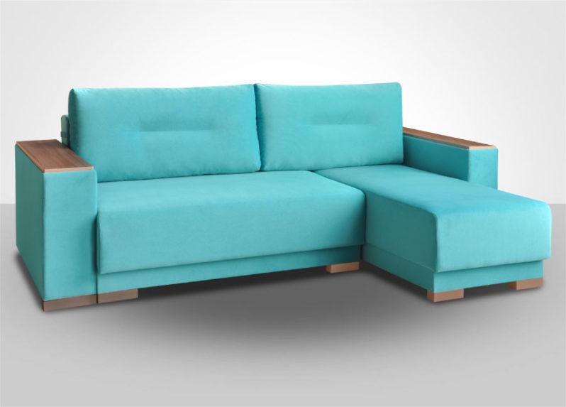 Диван-кровать малый угловой Комбо 4 (МДУ)