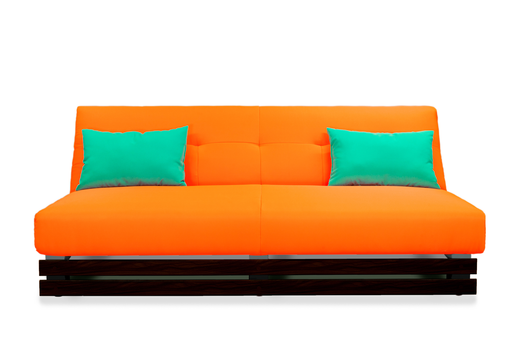 Диван MANGO 1 Оранж/зеленый