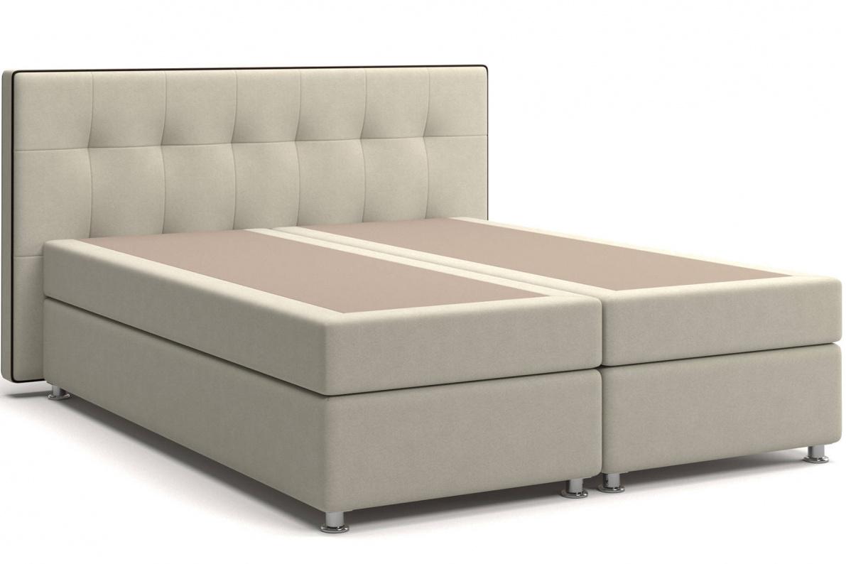 Кровать Николетт Box Spring (с матрасом) Арт: 2018020260536