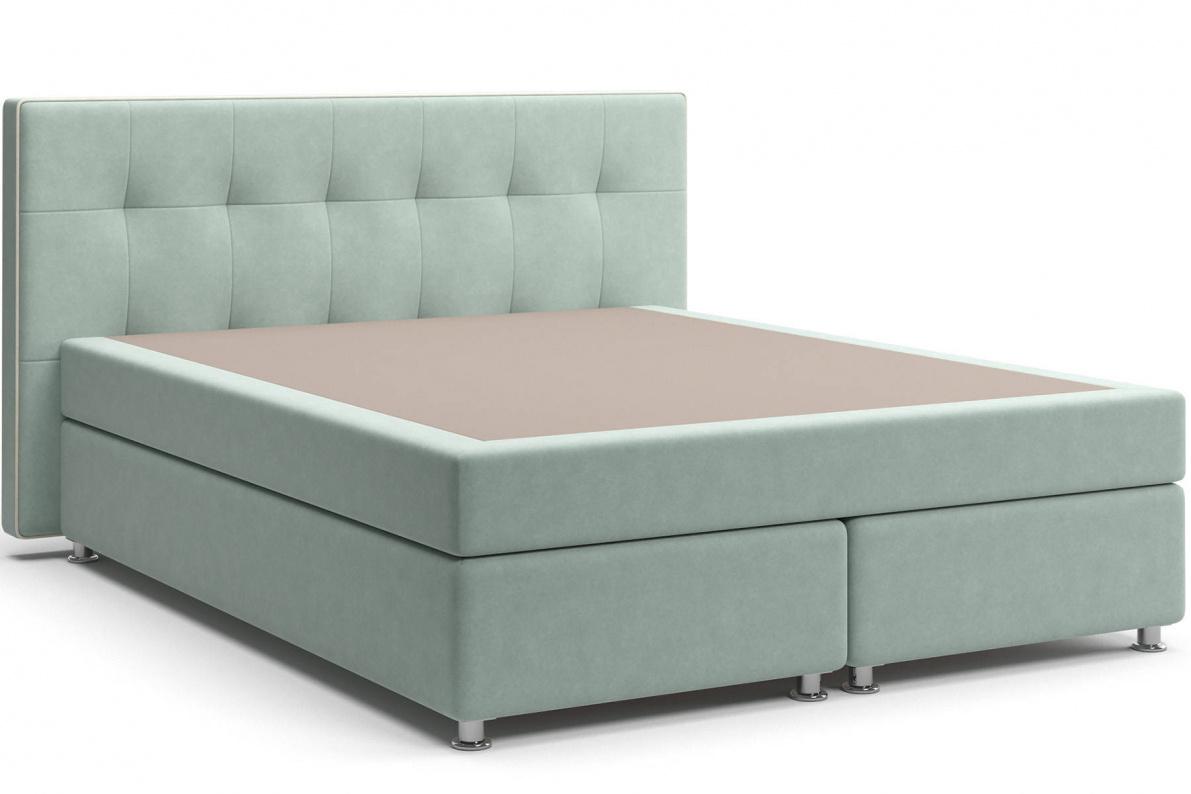 Кровать Николетт Box Spring (с матрасом) Арт: 2018030180117