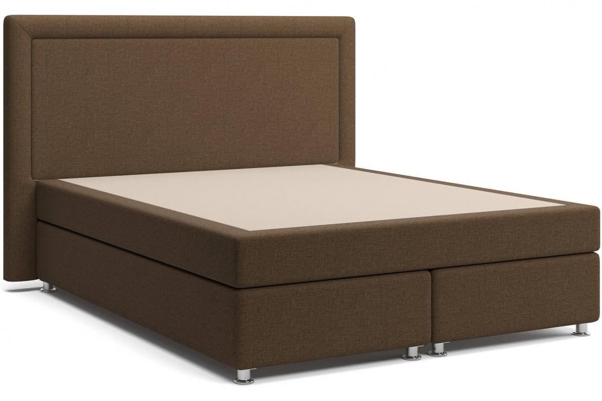 Кровать Оливия Box Spring (с матрасом) Арт: 2018013000002
