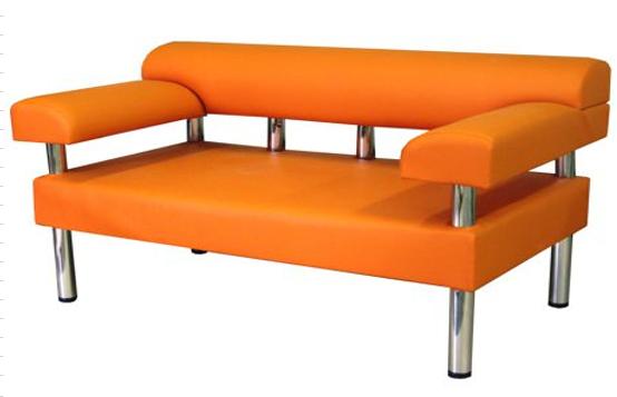 Офисный диван двухместный Статик-16 2д