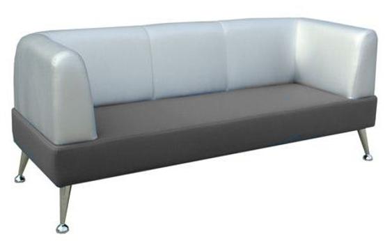 Офисный диван двухместный Статик-22 2д