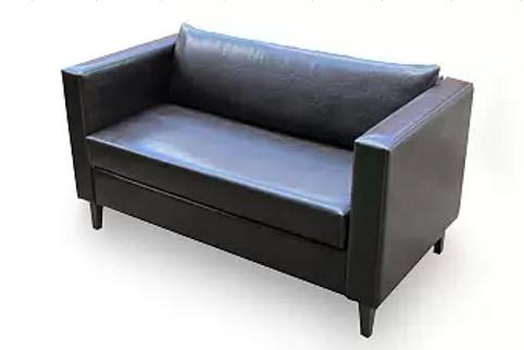 Офисный диван двухместный Статик-27 2д
