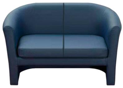 Офисный диван двухместный Статик-29 2д
