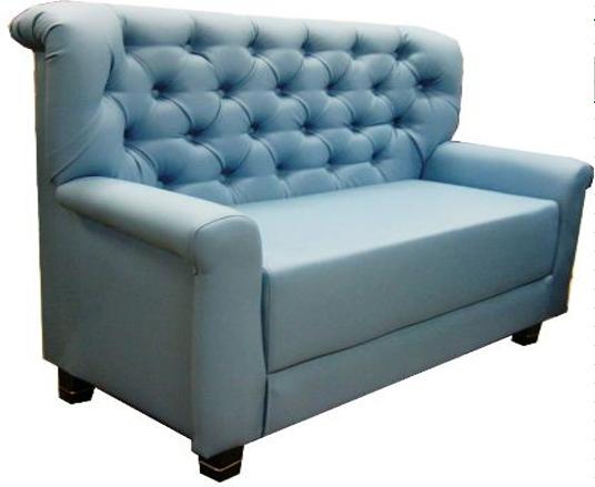 Офисный диван двухместный Статик-39 2д