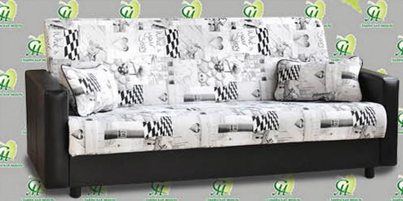 Диван-кровать Акварель 4