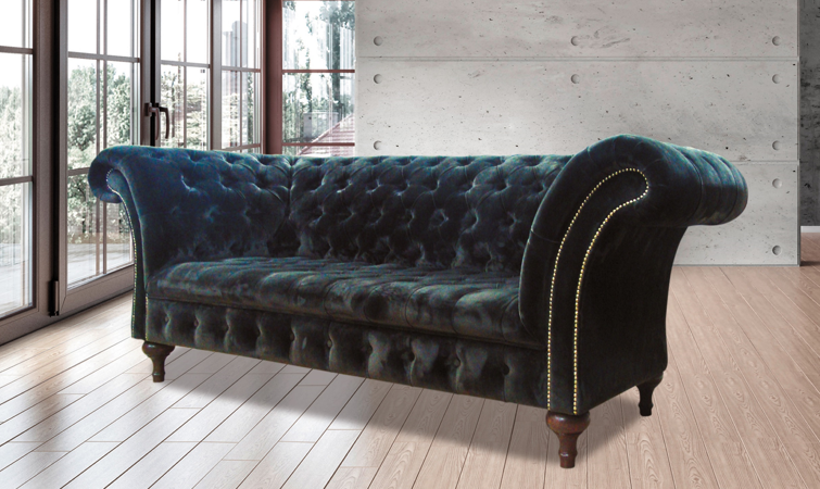 Диван Chesterfield LUX