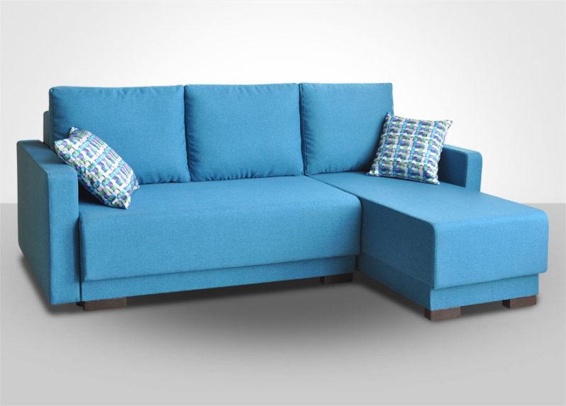 Диван-кровать малый угловой Комбо 2 (МДУ)