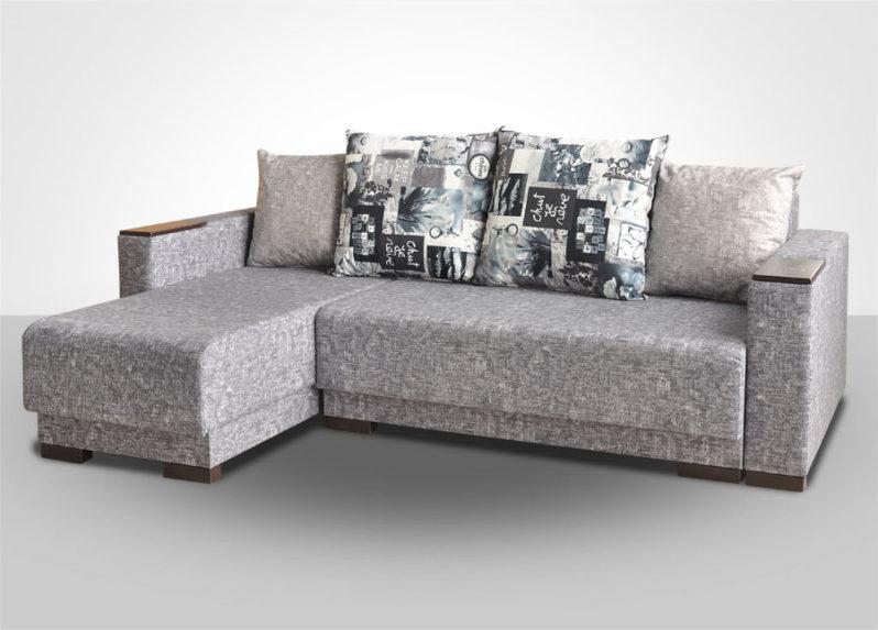 Диван-кровать малый угловой Комбо 3 (МДУ)
