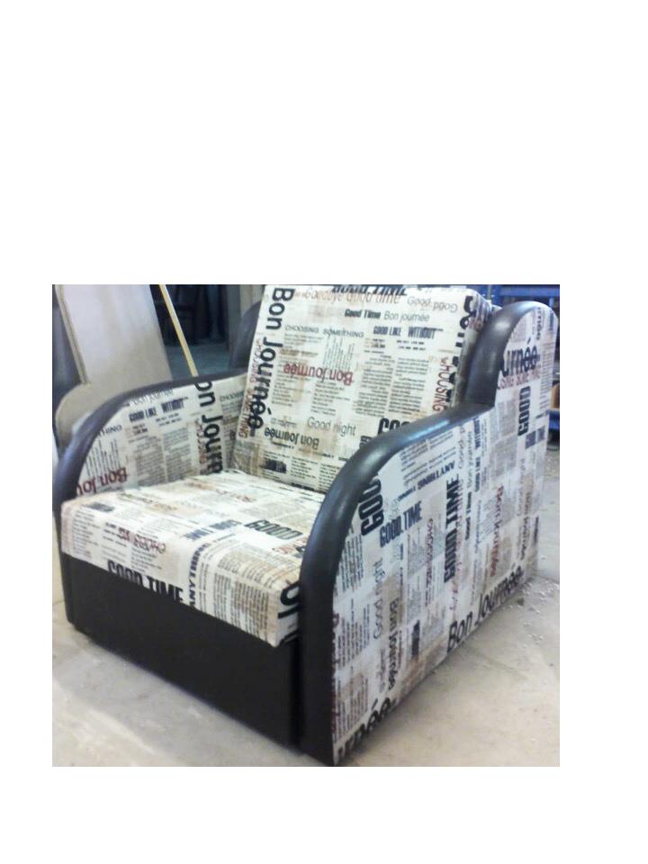 Кресло-кровать Барни кат. 2