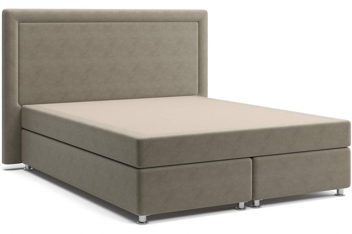 Кровать Оливия Box Spring (с матрасом) Арт: 2018010000034