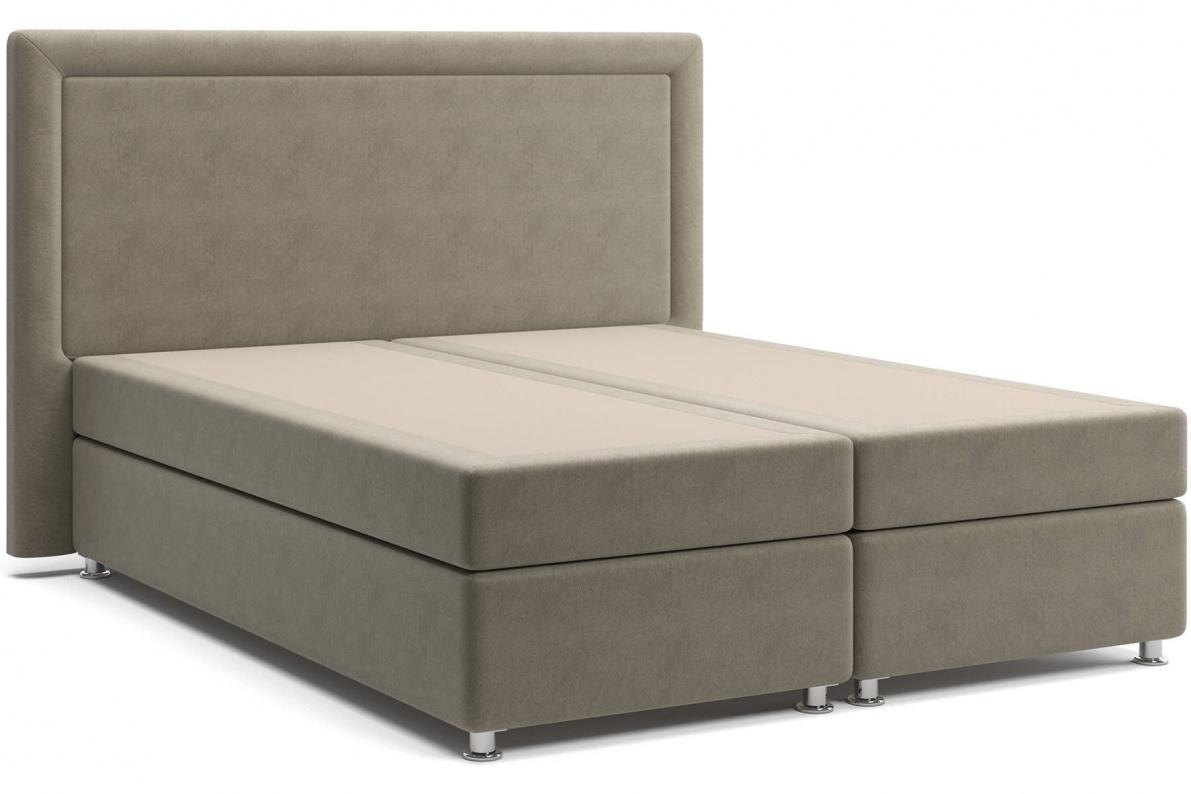 Кровать Оливия Box Spring (с матрасом) Арт: 2018090000034