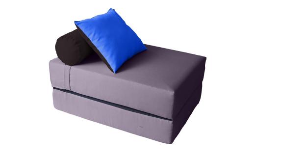 Кресло-кровать КОСТА Dimrose/Azure/Chocolate