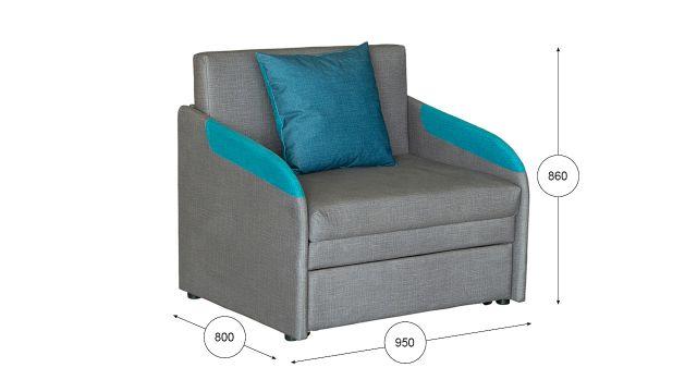Кресло-кровать Громит