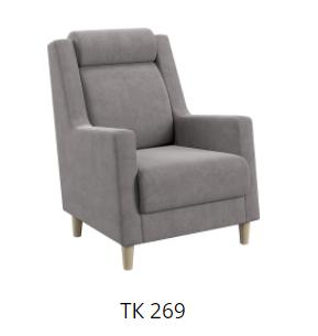 Кресло для отдыха Дилан