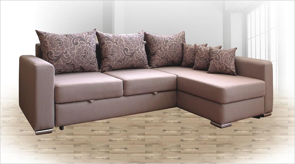 Угловой диван Каприз 4